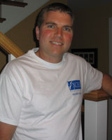 owner / house painter george bean